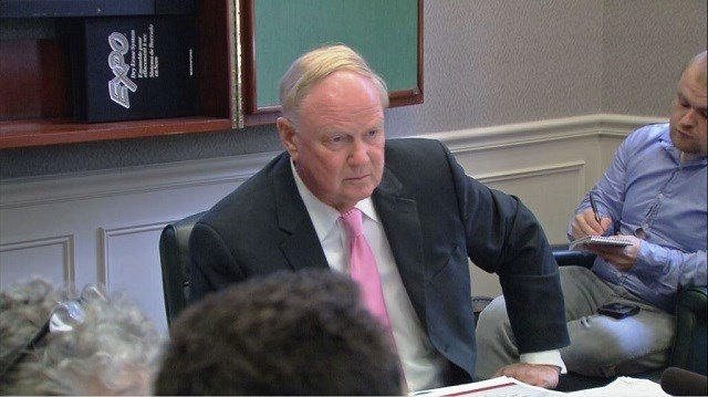 University of Louisville President Dr. James Ramsey (source: WDRB file photo)