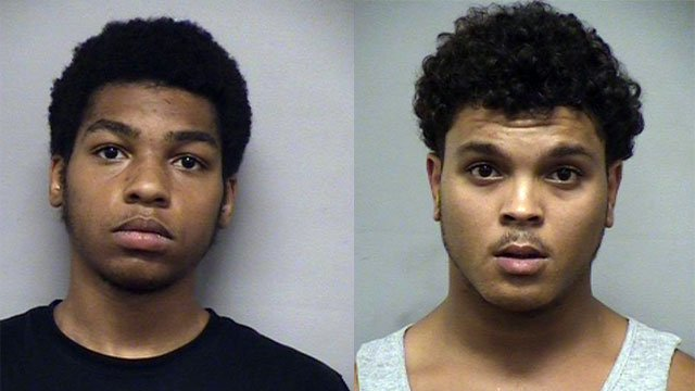 Dominic Cloud and William Dennison (Source: Louisville Metro Corrections)