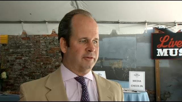 Old Forester President Campbell Brown says he is confident that the buildings are stable and ready for construction.