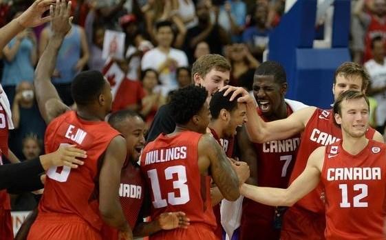 Picture courtesy Team Canada