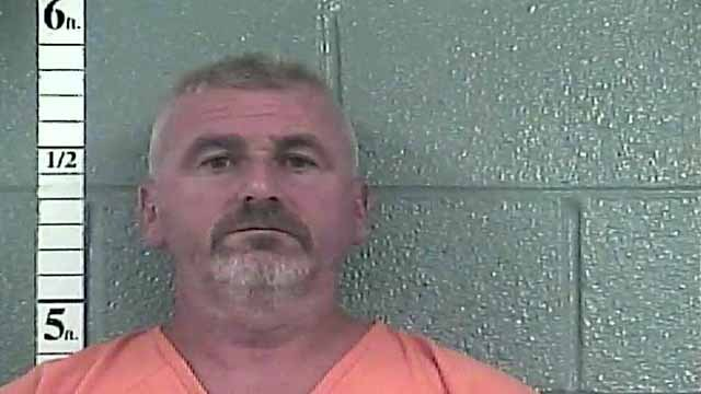 William Merideth (Source: Bullitt County Detention Center)