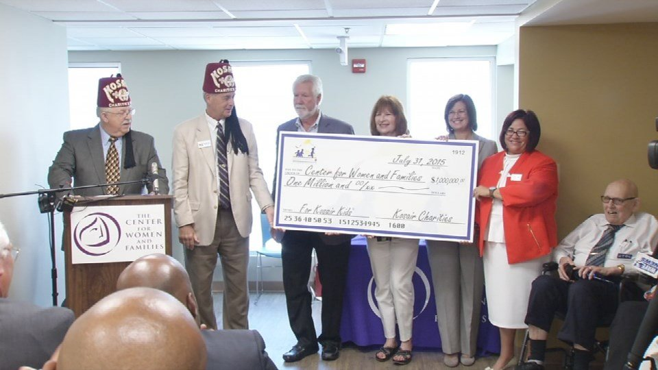 About $6 million was needed to cover the cost of the building renovations.With the help of local donors, $4.7 million dollars has been raised so far.