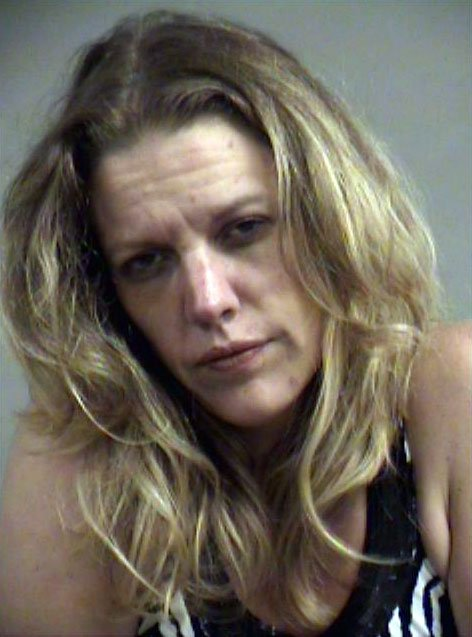 Andrea Holbert (Source: Louisville Metro Corrections)