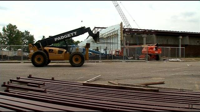 Oldham County Schools is one of the last to head back to classeswith a start date of Aug.19, so crews have had just a little extra time to work.