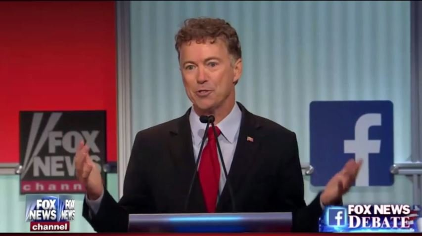 It was one of the highlights of the Presidential debate, but was it enough to give Paul's campaign some momentum?