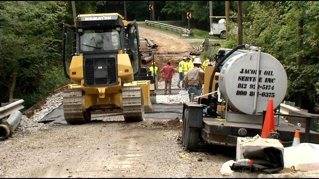 A once busy roadway in Louisville's east end is set to be reopened after months of being closed.