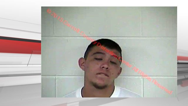Rene Rabago, Jr. (Source: Carroll County Detention Center)