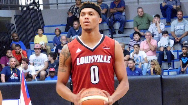 Damion Lee. (WDRB photo by Eric Crawford)