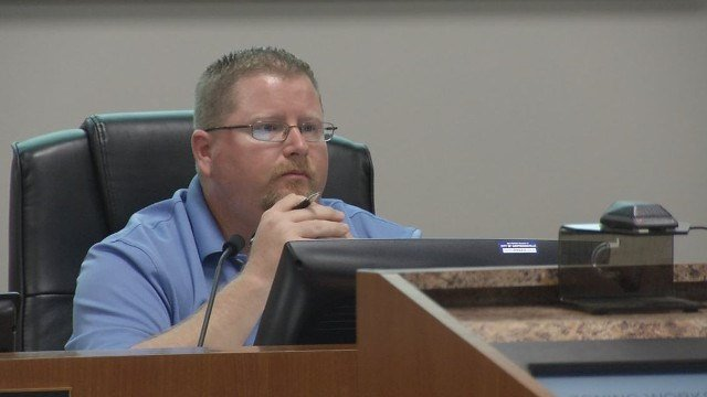 Shepherdsville Mayor Scott Ellis was indicted on a misdemeanor charge of solicitation to prostitution in July of 2015.