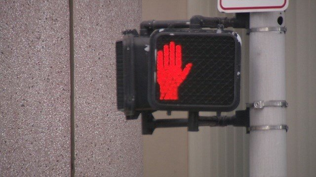 The department is now setting its sights on the pedestrians themselves.