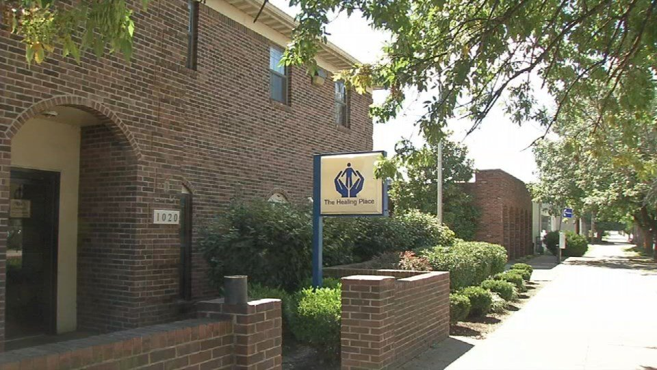 The Healing Place in Louisville is planning to build a new Men's Campus at the corner of 10th and Market Streets to allow the organization to double its services.