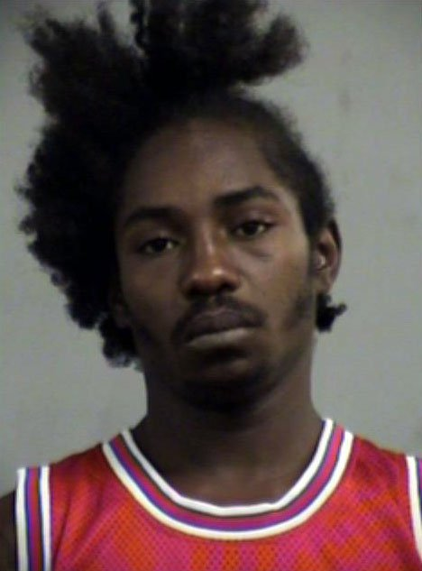 Frederick Lamont Sheckles (Source: Louisville Metro Corrections)