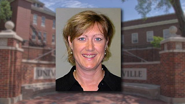 Dana Mayton is the University of Louisville's chief lobbyist. She will join the Conway campaign for governor.