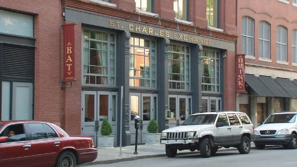 The former St. Charles Exchange at 113 S. 7th Street will soon become Mussel & Burger Bar