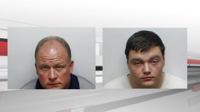 Gerald Harris (left) and Christopher Williams (right). Source: Clark County Sheriff's Dept.