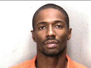 Odell Robinson, co-defendant in trial for Sawyers' murder.