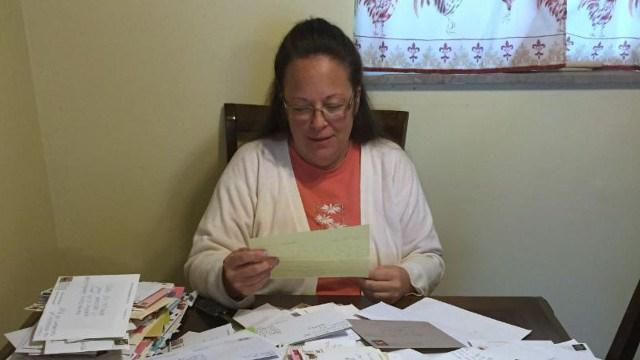 Kim Davis, Rowan County Clerk