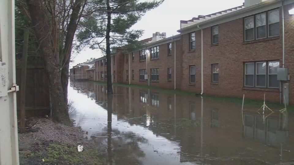This isn't the first time Metro Council has dealt with fall out from the flooding event in April.