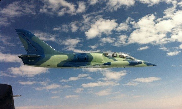L-39 Albatros (Courtesy: www.wingsoverbigsouthfork.com)