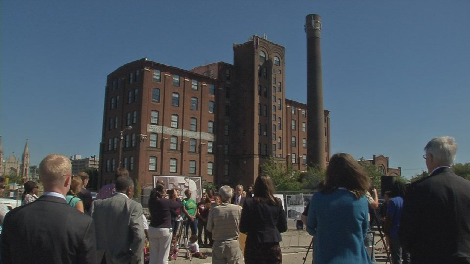 Valued at $1 million, the property will also go to the Wheelhouse Project, a community effort that will play a role in the revitalization in Smoketown.