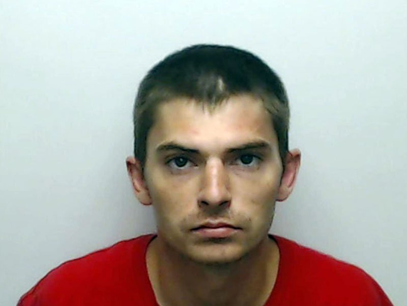 Jacob Russell (Clark County Jail)