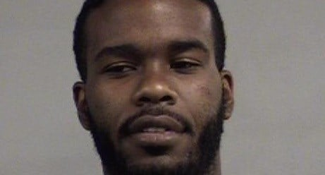 Kevon Taylor (Source: Louisville Metro Corrections)