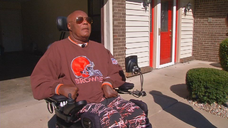 Paralyzed veteran Cleveland Graham says his ex-wife took out $80,000 in loans against his house without his permission