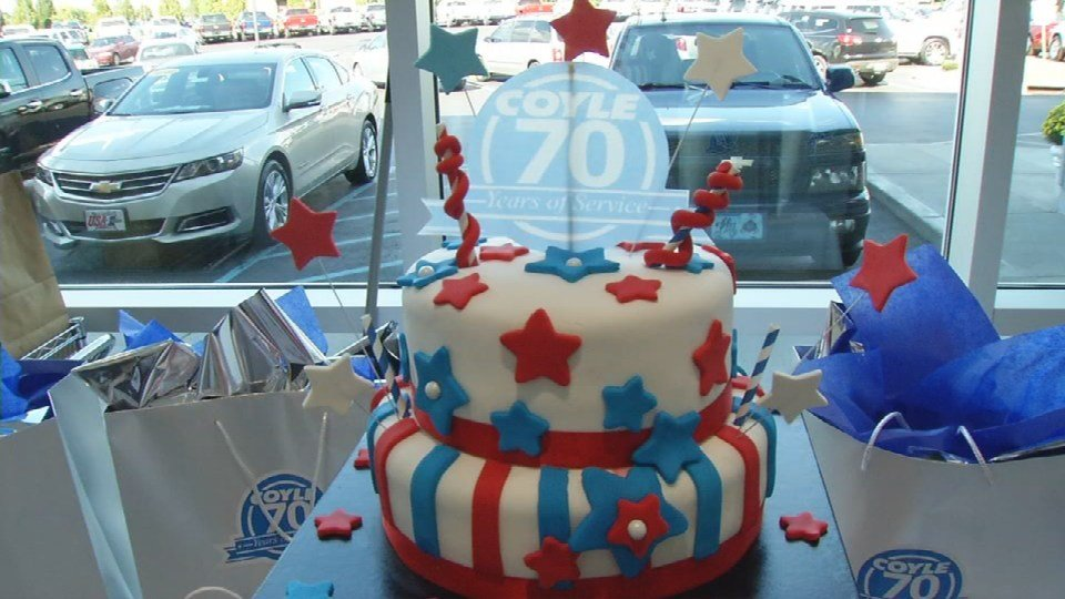 """Coyle Auto Group held its """"Customer Appreciation Day"""" Thursday."""
