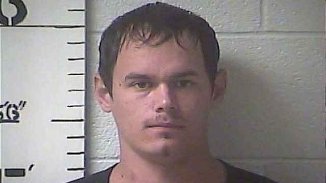 Duke Truax, Jr. (Source: Hardin County Detention Center)