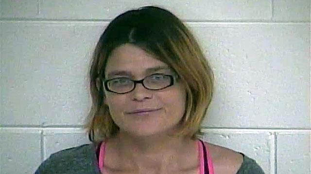 Amy Ellis (Source: Carroll County Detention Center)