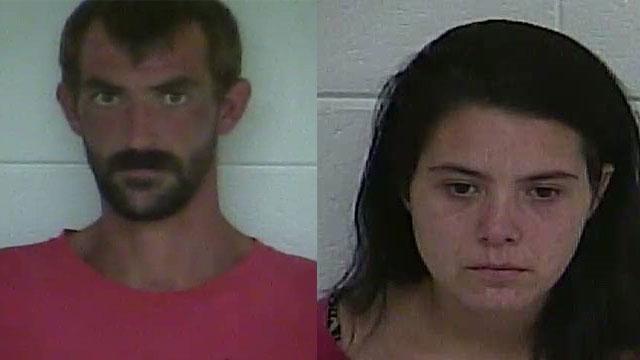 James Newman and Gabriel Freeman (Source: Carroll County Detention Center)