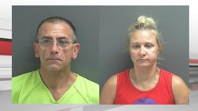 Daniel and Tina Purdue (Image Source: Indiana State Police & Daviess County Sheriff's Office)
