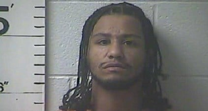Cardwell Antoine II (Image Source: Hardin County Detention Center)