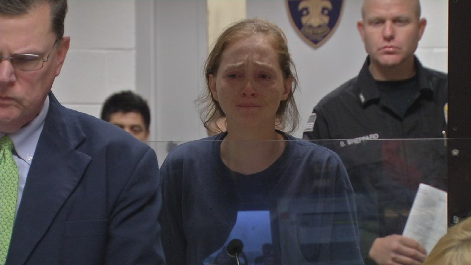 Brooke Summers was arraigned on Oct. 8, 2016 on one charge of animal cruelty.
