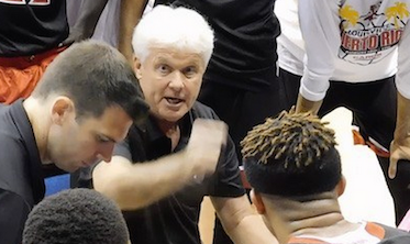 Ralph Willard coached the U of L basketball team in Puerto Rico last summer. (Eric Crawford photo)