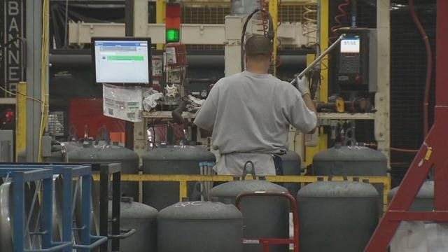It is a class that could get your foot in the door at General Electric, one of several local companies hiring certified production technicians.