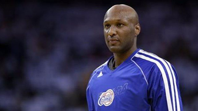 Jan. 2, 2013 file photo shows Los Angeles Clippers' Lamar Odom. (AP File Photo).