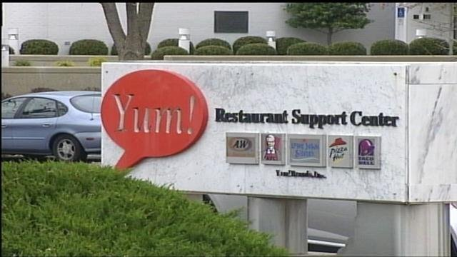 Yum! Brands' headquarters in Louisville