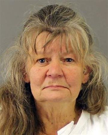 (New Hartford Police Department via AP). In this undated photo provided by the New Hartford Police Department in New Hartford, N.Y., Deborah Leonard is shown. She and her husband are charged with the beating death of their son.