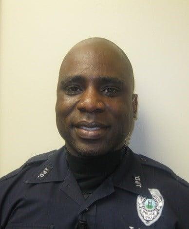 Ofc. Torray Walker (Source: Jeffersontown Police Department)
