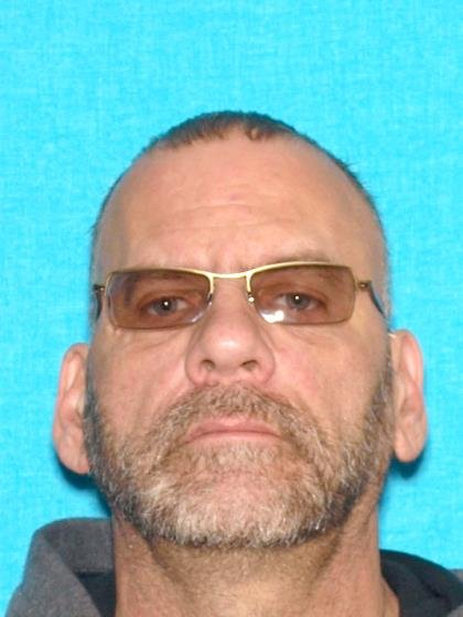 Kentucky State Police say Cook may be with this man, 50-year-old Troy Wayne.