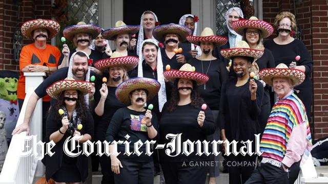 Photo courtesy: Louisville Courier-Journal.