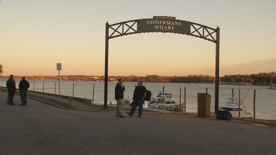 Jeffersonville received two grants to help with the $3 million cost.
