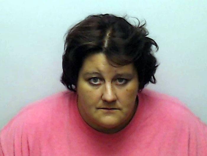 Sara Donaire (Source: Clark County Detention Center)