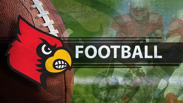 The Louisville football team should be favored in three of its final four games.