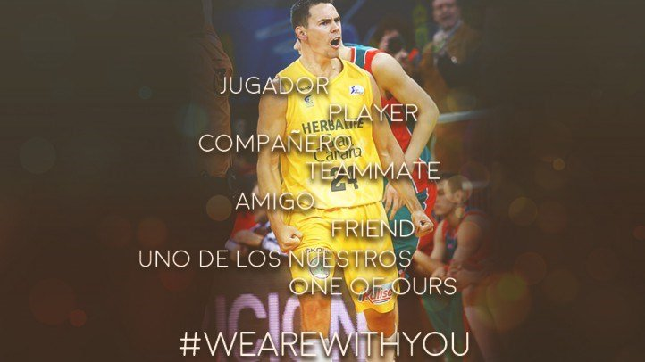 A photo posted by Kyle Kuric's professional team in Spain.