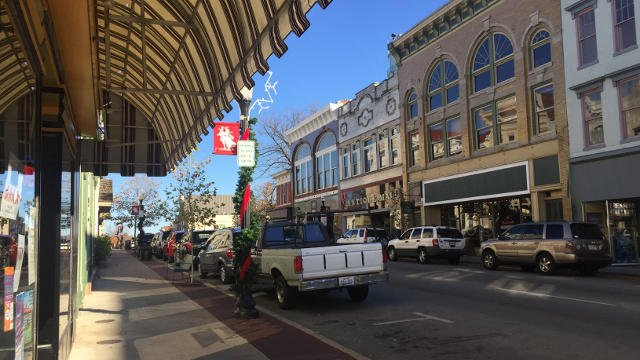 Visit Main Street in downtown Shelbyville and you'll see several antique stores, boutiques and a few restaurants.