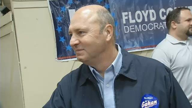 New Albany Mayor Jeff Gahan