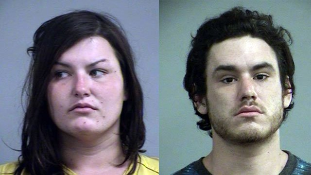 Tara Dykes and Ethan Williams (Source: Louisville Metro Corrections)