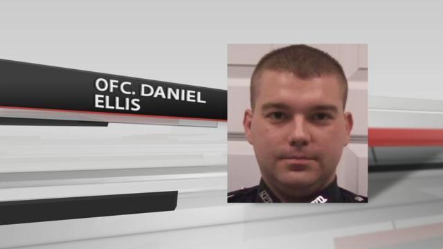 Officer Daniel Ellis